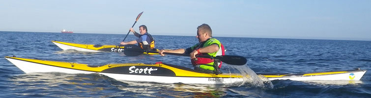 Best Touring Sea Kayak