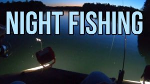Night Fishing Tips