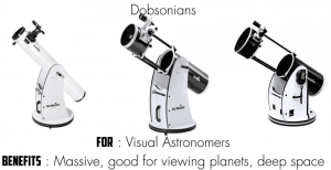 Best Dobsonian Telescope