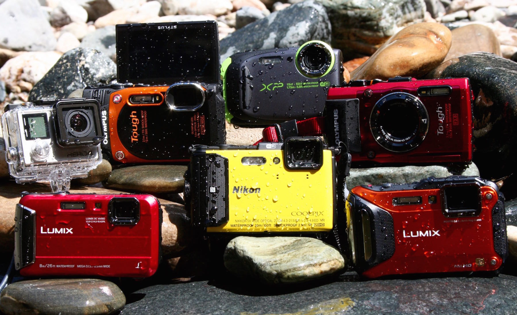 Best Waterproof Camera Under $200