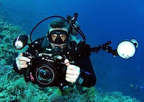 Best Underwater Camera for Scuba Diving